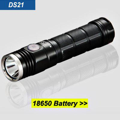 Skilhunt DS21 XP-L Flashlight