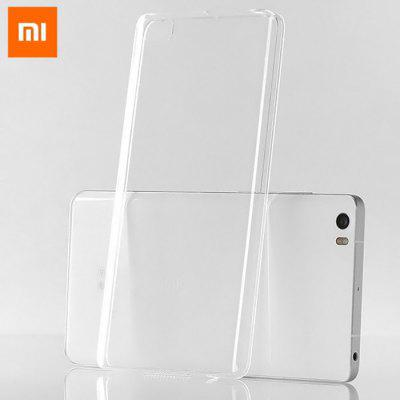 Original Xiaomi Ultrathin Transparent TPU Back Cover Protective Case for Xiaomi Note