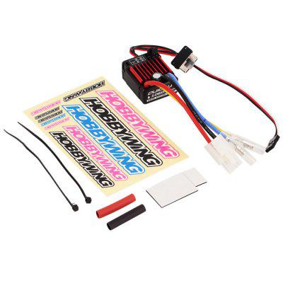 Hobbywing QuicRun 1060 60A Brushed ESC Set BEC Electronic Speed Controller for Vehicle Boat
