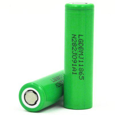 MJ1 INR18650 Battery