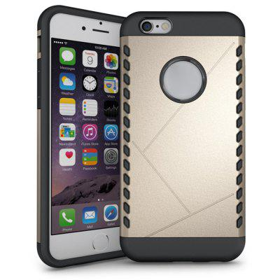 Shaftstop Mesharmor Series Space Design TPU PC Phone Back Cover Case for iPhone 6 Plus