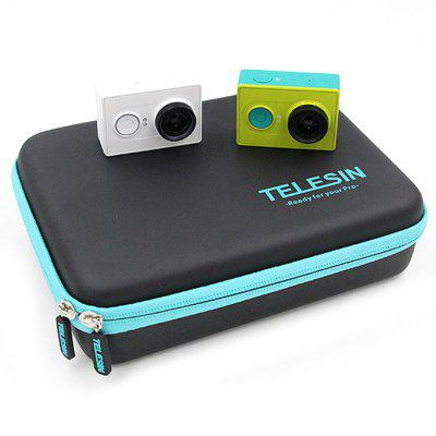 TELESIN Portable PU Carry Case