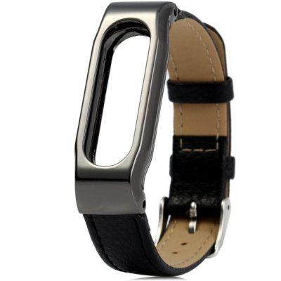 Leather Strap Anti-lost Design Band