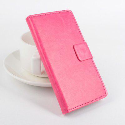 Delicate Pattern Design Leather Material Protective Cover Case Fitting for DOOGE
