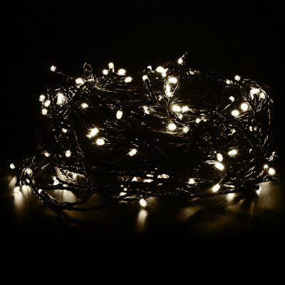 Buy WARM WHITE LIGHT 100M 500 LED String Light Low Voltage for $29.56 in GearBest store