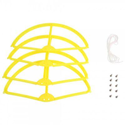Extra Spare Protection Frame Set for DJI Phantom 2 2V+ Cheerson CX - 20 Remote Control Quadcopter