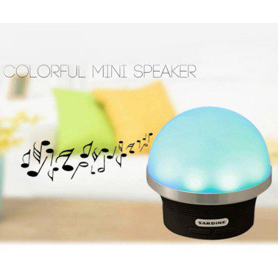 Sardine A3 Magic Lamp Bluetooth V2.1 + EDR Speaker