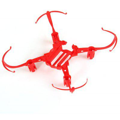 Buy RED Extra Spare H101 007 Lower Body Shell for Floureon H101 Remote Control Quadcopter for $1.42 in GearBest store