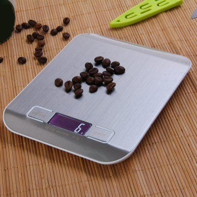 5000g / 1g LCD Digital Kitchen Scale