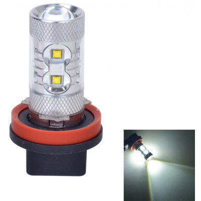 JMT - 219 H11 50W 10 CREE XBD 550Lm LED Car Light Fog Lamp