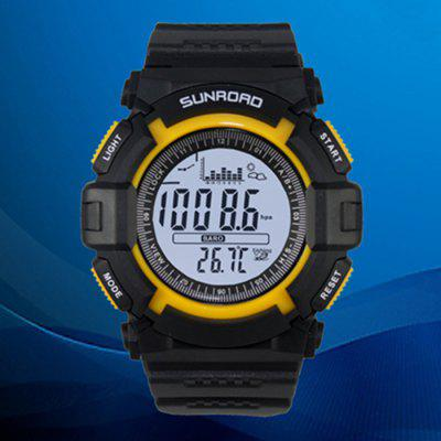 SUNROAD FR713A Fishing Barometer Watch
