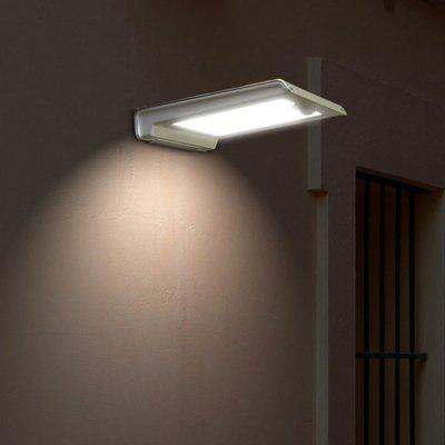 Solar PIR LED Wall Light