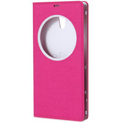 LEAGOO Elite 4 Original View Window Protective Case