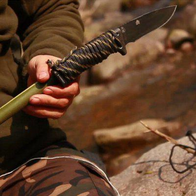 Фото HX OUTDOORS Survival Straight Knife. Купить в РФ