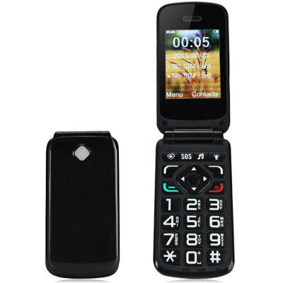 VKWORLD Diamond Z2 Flip Telefono