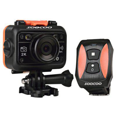 SOOCOO S70 Ultra HD 2K Action Camera