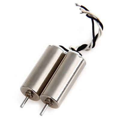 2Pcs Extra Spare H101 - 002 CCW Motor for Floureon H101 Remote Control Quadcopter