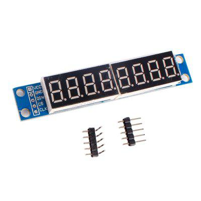 MAX7219 8-Digit LED Display Digital Tube Control Module
