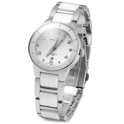 Jonas Jasmin 2013 Ladies Japan Quartz Watch