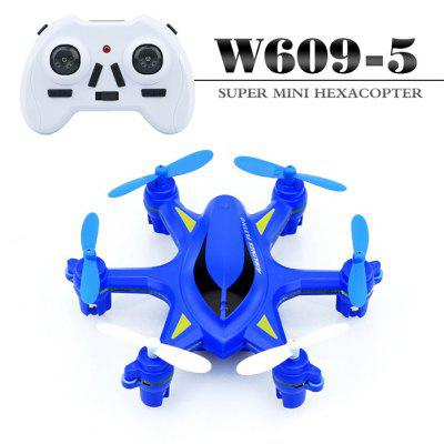 HJ W609 - 5 6 Axis Gyro 4.5CH 2.4G RC Hexacopter with LED Lights 3D Inverted Flight