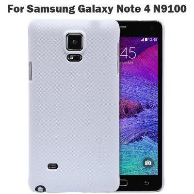 Nillkin PC Phone Protective Back Cover Case with Frosted Anti-skid Design for Samsung Galaxy Note 4 N9100