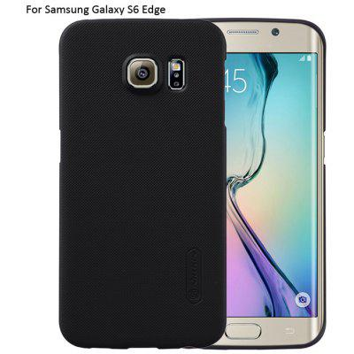 Nillkin PC Phone Protective Back Cover Case with Frosted Anti-skid Design for Samsung Galaxy S6 Edge