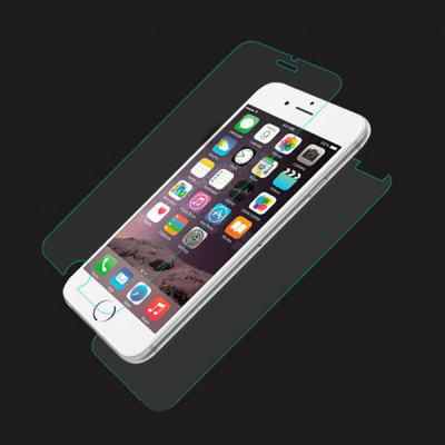 ENKAY 0.26mm 9H 2.5D Front and Back Hardness Tempered Glass Screen Protector Film for iPhone 6 Plus