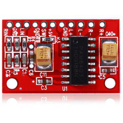 XD - 08 Mini Digital Audio Amplifier Board