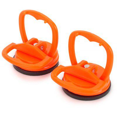 Plastic Surface Suction Cup - 2PCS