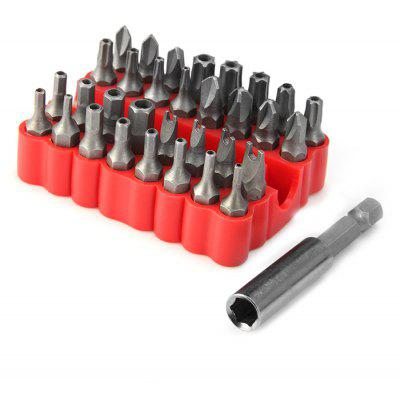 33PCS Security Screwdriver Bits Set