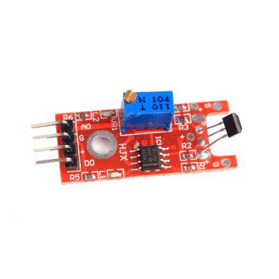 Line Magnetic Hall Sensor Board