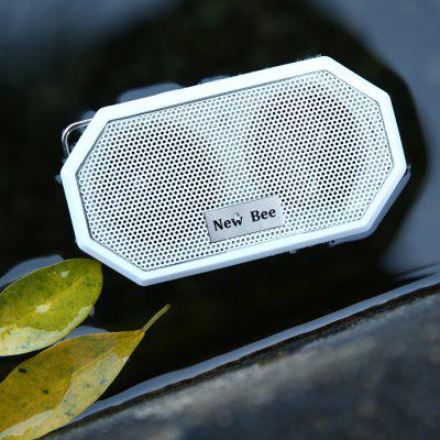 Nouveau Bee Portable Pocket Bluetooth CSR4.0 Speaker