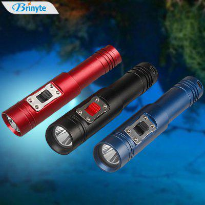 Brinyte DIV12 Diving LED Flashlight
