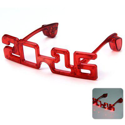 Cool Style Flashing LED Glasses