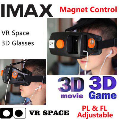VR Space Virtual Reality Headset 3D Glasses 150366701