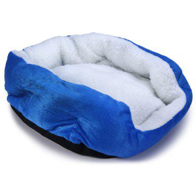 Dog Cat Comfortable Cashmere Soft Bed