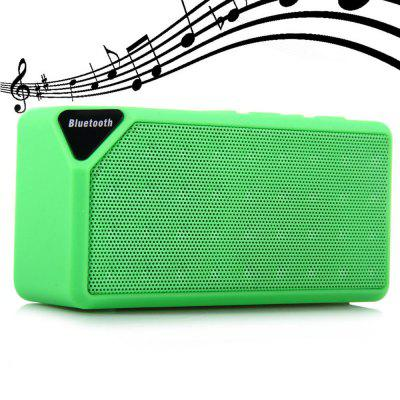 Cube X3 Portable Speaker Bluetooth