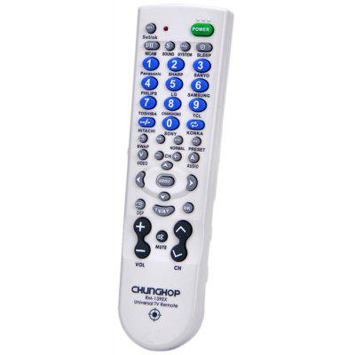CHUNGHOP RM - 139EX TV Remote Controller