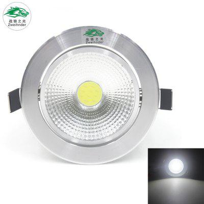 Zweihnder 5W 500Lm COB LED Soffitto a soffitto
