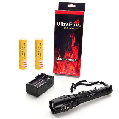 Ultrafire UE17 Zooming Cree LED Flashlight
