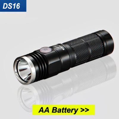 Skilhunt DS16 LED EDC Flashlight