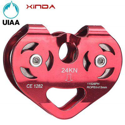 XINDA Two-axis Double Pulley