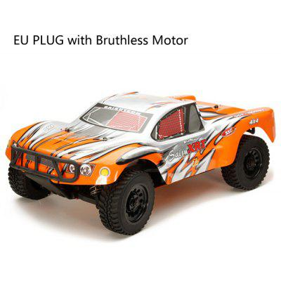 SST 1931RTR 1 / 10 Scale 4-wheel Drive RC Short-truck with 3300KV Brushless Motor