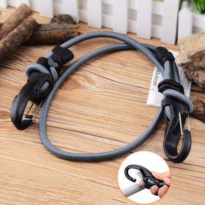 KBB9 - 03 - 01 Adjustable Bungee Binding Rope with Carabiner