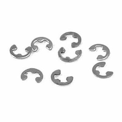 Extra Spare 68034 E Buckle for HSP 94680 Remote Control Vehicle - 8Pcs