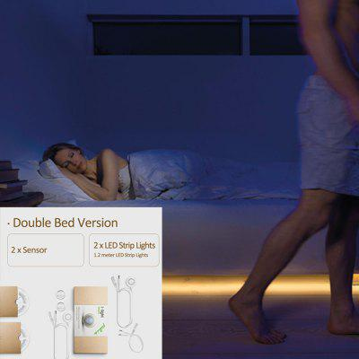 Creative i-light Smart LED Twin Bed Nightlight
