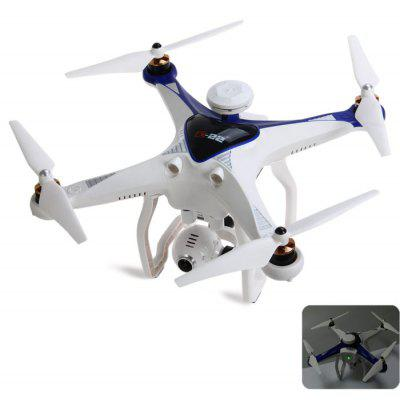 Cheerson CX22 CX - 22 Follower 5.8 GHz FPV1080P Caméra Double GPS RC Quadcopter Brushless Cardan 3D Flip UFO RTF