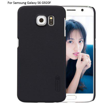 Nillkin PC Phone Protective Back Cover Case with Frosted Anti-skid Design for Samsung Galaxy S6 G920F