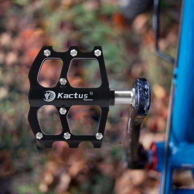 KACTUS 16C Steel Axle Bike Pedals