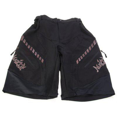 NUCKILY Men Cycling Casual Short Pants